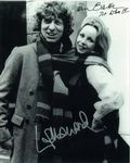 Tom Baker, Lalla Ward -  Multi signed original autograph not a copy 10275